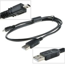 USB Data Sync Cable Cord Lead For FujiFilm CAMERA Finepix AX500 L30 C10 C20 J30