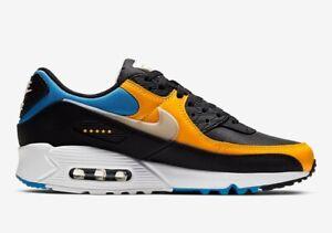 """Nike Air Max 90 Premium """"Shanghai"""", Men's Uk 11/Eur 46/US 12, CT9140-001, BNIB"""