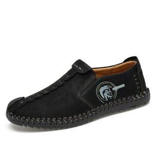 Zapatos Casuales Clásicos Para hombre Mocasines Cómodos Moda De NegociosTrabajo