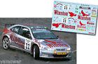 Decal 1:43 Ricardo Avero - CITROEN XSARA KIT CAR - Rally El Corte Ingles 2001