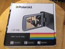 "Polaroid Camcorder ID1440 14MP 4x Zoom Full HD 1080p W/ 2.7"" Touchscreen Black"