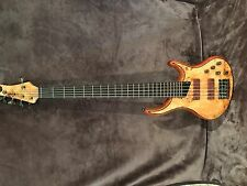 2009 MTD 5 string bass guitar