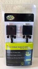 Gear Head VGA/SVGA Video Cable  10'