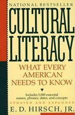 Cultural Literacy: What Every American Needs to Know, E.D. Hirsch Jr., 978039475