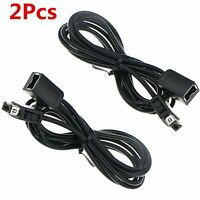 2pack 6ft Extension Cable Cord For Nintendo Mini NES Classic Edition Controller