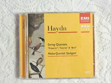 Haydn: String Quartets - Melos-Quartett Stuttgart CD - EMI Classics Red Line
