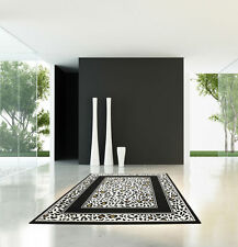 Moderne Wohnraum-Teppiche mit Tierfellmuster