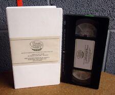 REATHA CLARK KING Culinary Institute America graduation 1995 keynote speech VHS