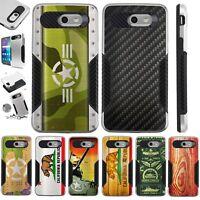 CarbonSlim Case For Samsung J3 Emerge/Mission/Eclipse/Prime Phone Cover B2