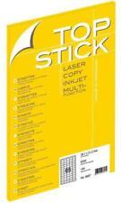 [Ref:8717-3] TOP STICK Lot de 3 400 étiquettes universelles, 105 x 148 mm,