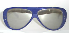 SUNGLASSES UNISEX VINTAGE MADE IN ITALY ORIGINALE ANNI 70 OCCHIALI SOLE GIBI ITA