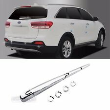 Chrome Rear Wiper Cover Molding Garnish Kit C286 For KIA 2015-2017 Sorento UM