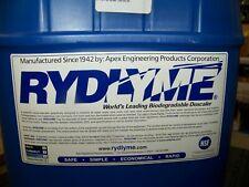 RYDLYME Biodegradable Descaler exp. 8/19/24 5 gallon part# CHM00545