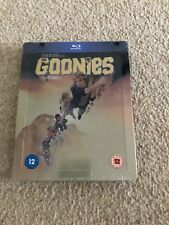 the Goonies blu-ray steelbook - Zavvi Exclusive Sold Out - Brand New And Sealed