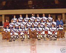 1980 USA OLYMPIC HOCKEY TEAM PHOTO  8X10 SPORT PHOTO (XXXL)
