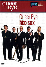 Queer Eye for the Red Sox (DVD) **New**