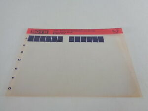 Microfich Catalog Roth Toro Mower Model 448 From 02/1986