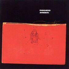 Amnesiac by Radiohead (CD, Jun-2001, Capitol)