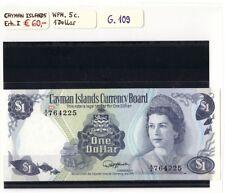 Cayman Islands 1 Dollar WPM. 5c. Erhaltung 1