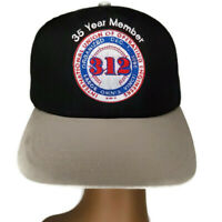 International Union Of Operating Engineers Hat Local 312 Cap 35 Year Member