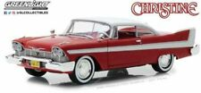 GREENLIGHT 84071 PLYMOUTH FURY CHRISTINE diecast model car red white 1958 1:24th