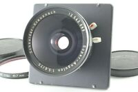 【 EXC++++ 】 Schneider-Kreuznach Super-Angulon 75mm f/5.6 Lens from Japan #346