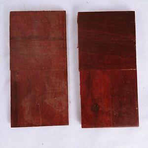 Reclaimed Parquet Flooring Zimbabwe Rhodesian Teak Wood Rectangles Lot Of 70