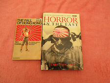 horror in the east and fall of hong kong ww2 laurence rees tim carew