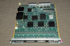 Cisco WS-X6704-10GE-3C 4-Port 10 GigE Module w// WS-F6700-CFC card 6MthWty TaxInv
