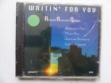 CD Album RICHARD ROUSSELET QUINTET Waitin for you JF PRINS M HERR RASSINFOSSE