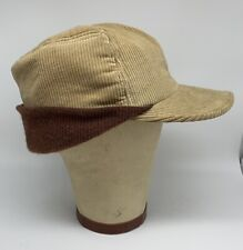 Awesome Corduroy Vintage Hat