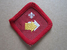 Guide Proficiency Woven Cloth Patch Badge Boy Scouts Scouting