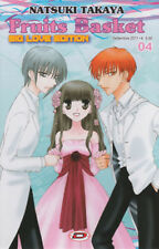 DY0018 - Manga - Dynit - Fruits Basket Big Love Edition 4 - Nuovo !!!