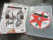 DVD Donots - Ten Years of Noise / Autogramme auf Cover