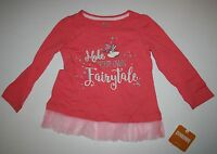 New Gymboree Enchanted Winter Make Your Own Fairytale Top Tee Shirt Size 2T NWT