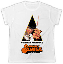 CLOCKWORK ORANGE IDEAL GIFT PRESENT  DESIGNER  SUMMER , SHORT SLEEVE T SHIRT*