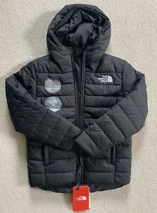 Boys The North Face Fully Reversible Jacket.100%Authentic.Size SB. Age 7-8