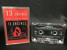13 Engines Perpetual Motion Machine Cassette Tape (Capitol 1993) Thai Release