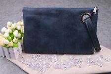 Fashion Women PU Leather Handbag Clutch Envelope Shoulder Evening Bag Purse