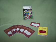 Mini Murder Mystery Party Kit by Lou Harry Complete
