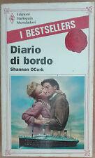 Diario di bordo - Shannon OCork - Harlequin Mondadori,1990 - A