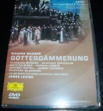 Richard Wagner Gotterdammerung Opera Hildegard Behrens (All Region) DVD – Like N
