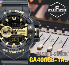 Casio G-Shock Hiphop Bboy Fashion Motif SeriesWatch GA400GB-1A9 AU FAST & FREE*