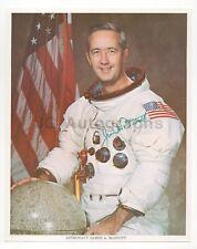 Jim McDivitt - Nasa, Gemini & Apollo Space Programs - Signed 8x10 Photograph