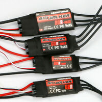 Hobbywing SkyWalker 40A/60A/80A Brushless ESC Speed Controlle For Helicopter