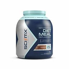 Sci-Mx Nutrition Régime substitut de repas, Protéine Poudre Repas Shake, 2 kg,