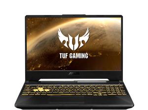 "Asus TUF Gaming F15 FX506LH-BQ031T, 15"" FHD, i7-10750H, 16 GB RAM, 1 TB SSD,"