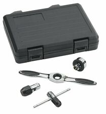 GearWrench 3880 Tap and Die Ratcheting Wrench 5 Piece Drive Tool Set
