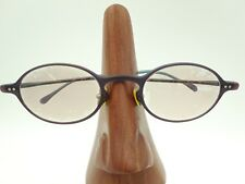 Vintage Lanvin 1276 007 Oval Double Dot Eyeglasses Sunglasses Frames France