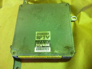 1993 mazda 323 astina  engine computer